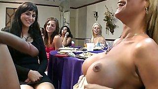A club of horny girls
