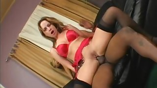 Fabulous pornstar Allison Pierce in hottest deep throat, threesomes xxx clip