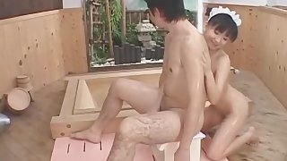 Exotic Japanese chick in Best Massage, Small Tits JAV video