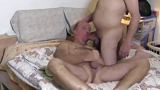 Afternoon Sucking and Fucking