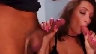 French sexy hairy with two men