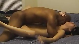 Black Guy Falls In Love With Asian Pussy