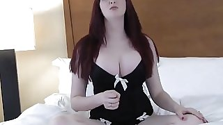 I am going to make you eat up all your cum CEI