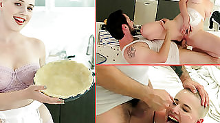 CUMKITCHEN Gramma's Apple Pie Daddy's Pistol Riley Nixon