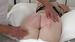 spank aftermath