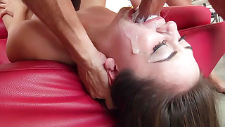 Full gangbang experience with Lucy Doll
