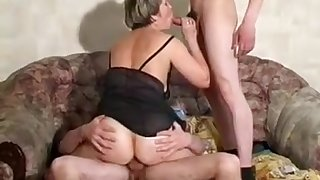 Hottest Amateur movie with Gangbang, Doggy Style scenes