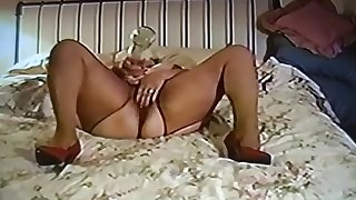 Best Homemade clip with Grannies, Masturbation scenes