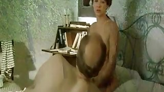 Fabulous Amateur movie with Vintage, Couple scenes