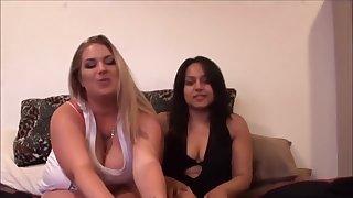 Feet Joi W/ @Bigtitwhit & @Lovelapetite - Floridafootgirls.Com