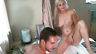 Hottest Homemade record with Big Tits, Blonde scenes