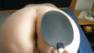Horny Amateur movie with Ass, POV scenes