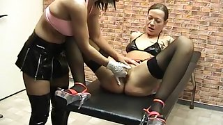 Fisted by Nadja Summer