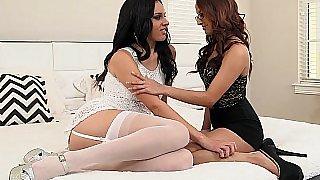 Danica James and Nicki Ortega together