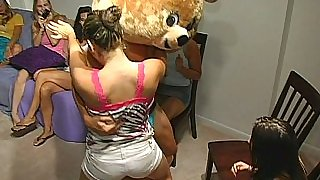 The stripping bears house call